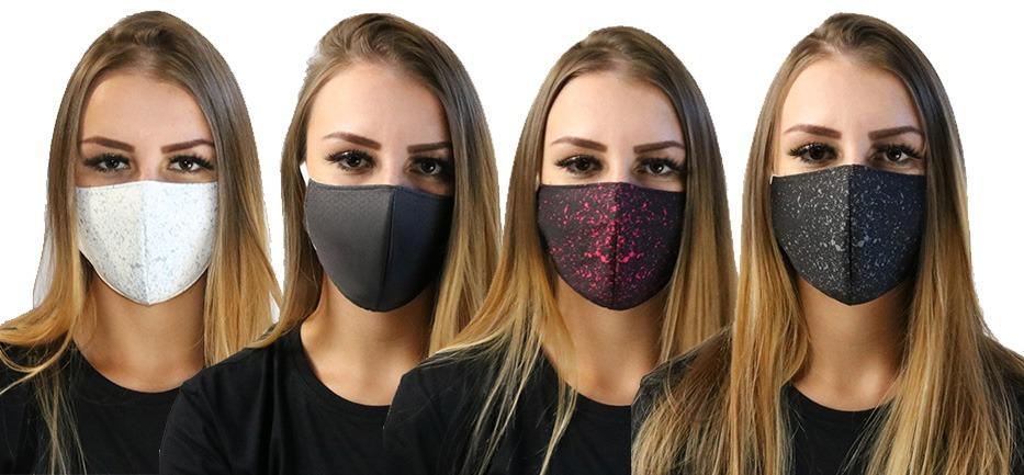 máscara HUPI