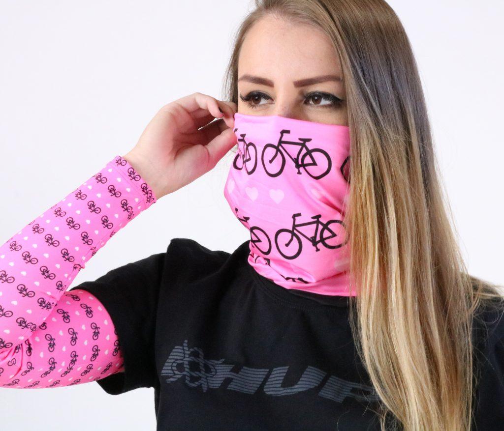 Manguito para ciclismo