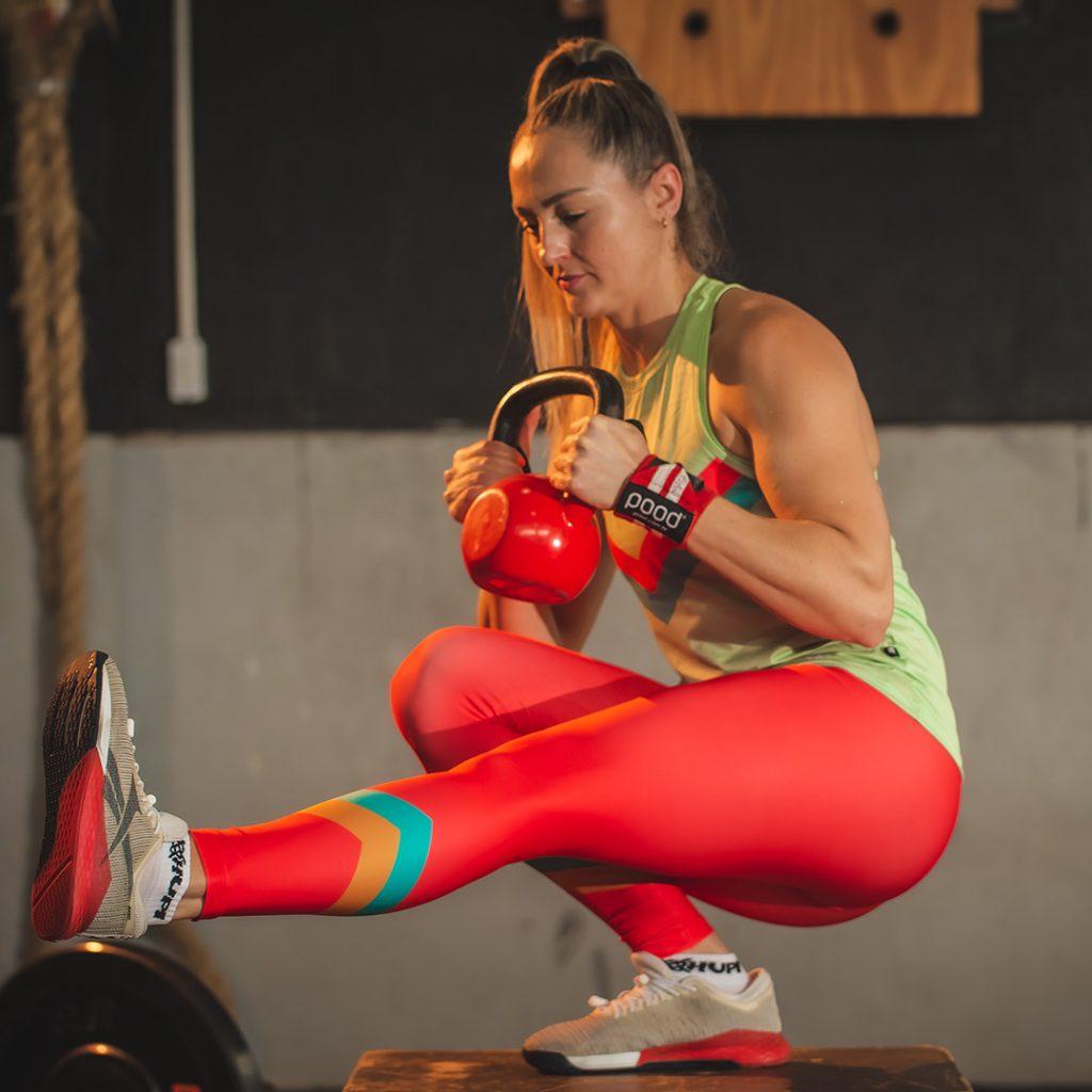 Linha Fitness/Crossfit - Para quem treina pesado!