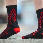 meias para quem treina