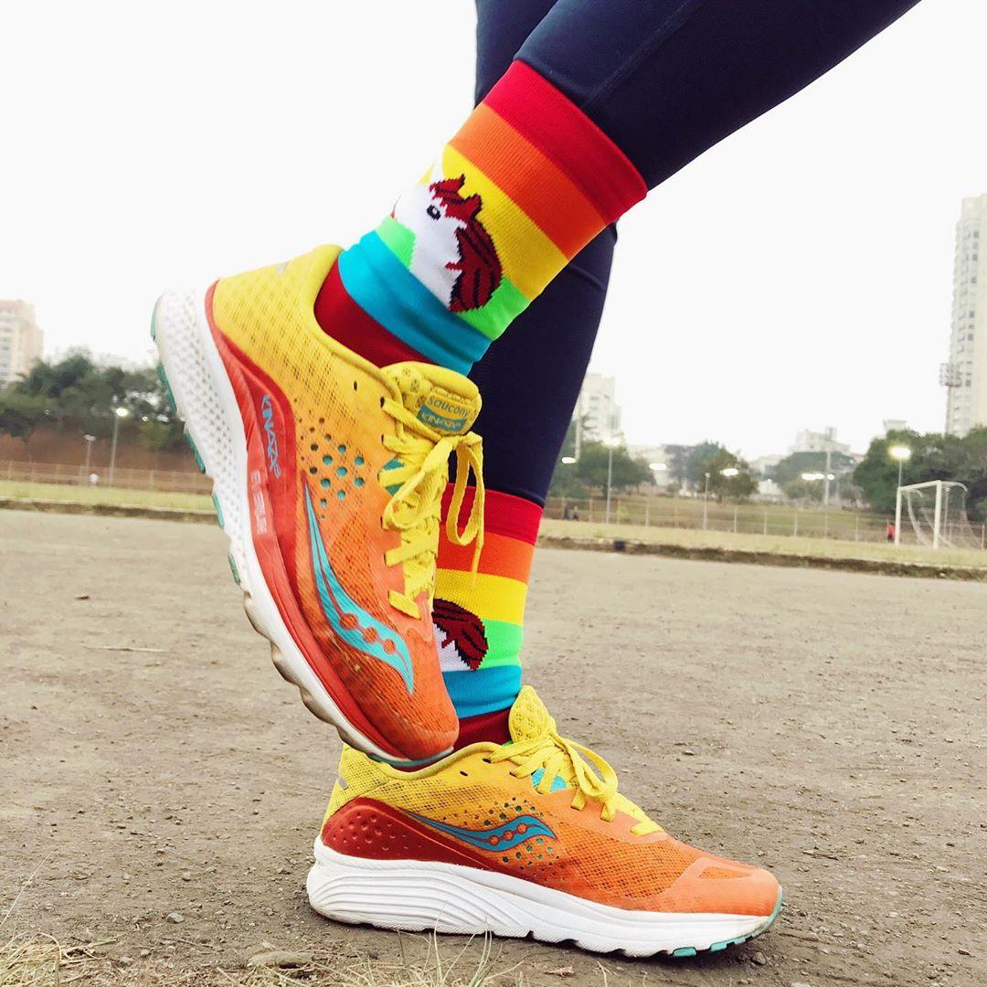 meias para quem treina- mulheres