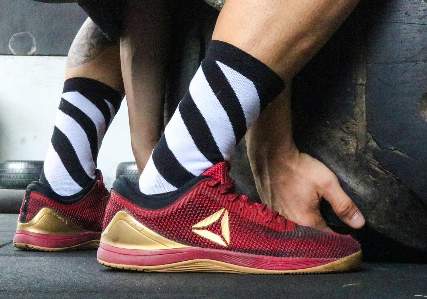 meias para treino masculinas